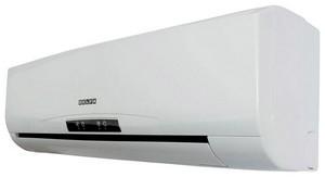 Какая температура воздуха должна быть на выходе из комнатного кондиционера?