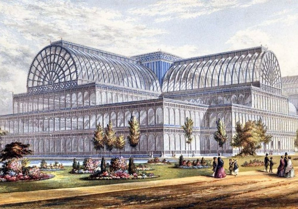 Реконструкция Crystal Palace в Великобритании