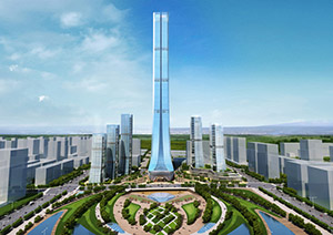 Evergrande Tower
