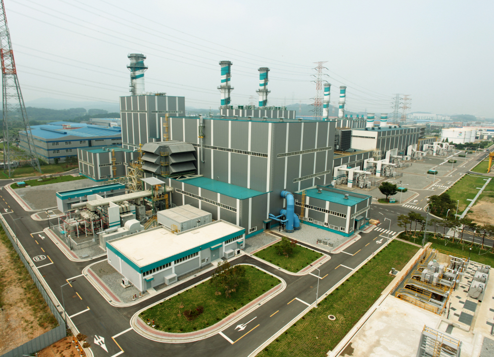 South Korea Powerplant